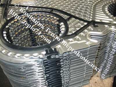 Разборный пластинчатый теплообменник Теплотекс 150A Комсомольск-на-Амуре
