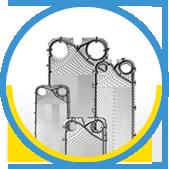 Уралводоприбор теплообменники тпр Уплотнения теплообменника Alfa Laval AQ8-FG Анжеро-Судженск